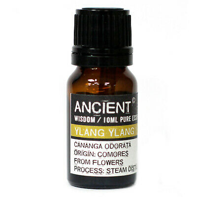 Ylang Ylang Essential Oil Aromatherapy Massage Room Fragrance Oil 10ml • 3.99£