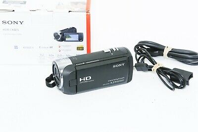 Sony HDR-CX405 9.2 MP Full HD Camcorder (30x Optical Zoom) 4725107 • 149.99£