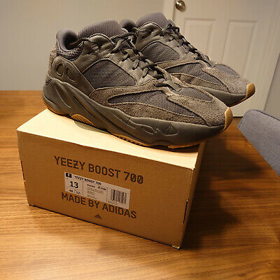 $ CDN73.31 • Buy Yeezy Boost 700  Utility Black  Shoes - Used, Very Good Condition, Size 13