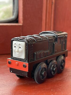 Thomas The Tank Engine DIESEL Battery Powered For Wooden Track Train Very Rare • 39.99£