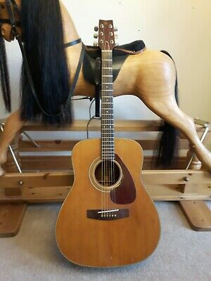 1970s Yamaha FG180 Acoustic Guitar With Pickup Vintage Rare Collectable FG 180 • 225£