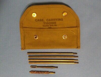 $24.99 • Buy M-1 Garand Cleaning Rod Set In Pouch