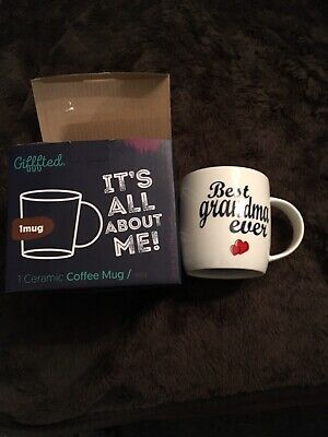 Best Grandma Coffee Tea Mug Bnib • 2.40£