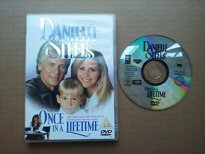 Danielle Steel - Once In A Lifetime - Romantic Drama - Barry Bostwick (DVD) • 0.99£