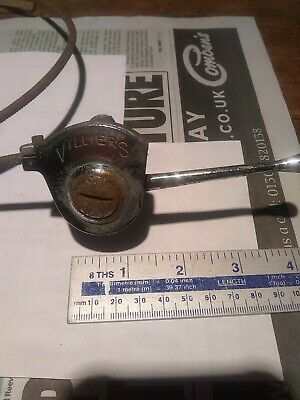 Villiers Vintage Throttle Lever Collectors Stationary Engine Parts Mower  • 10£