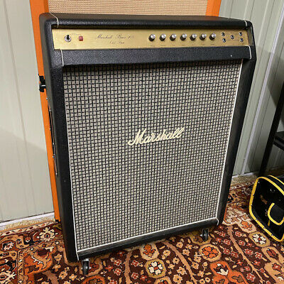 $ CDN1383.66 • Buy Vintage 1970s Marshall Bass 100 Solid State 4x12 Combo Model 2077 Amplifier