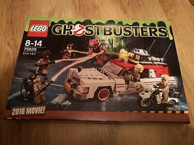 LEGO 75828 Ghostbusters Ecto-1 & 2 BRAND NEW & SEALED • 79.95£