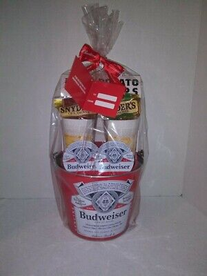 $ CDN47.06 • Buy NEW Budweiser Bucket Gift Set