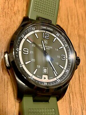 Reduced Price. Night Vision Victorinox Swiss Army Watch (Needs New Battery)  • 24.01£