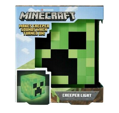 AU31.99 • Buy Minecraft Creeper Light With Box