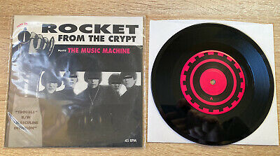 Rocket From The Crypt Plays The Music Machine • 10£