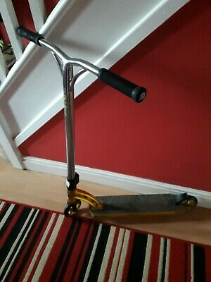 Mgp Stunt Scooter, Fixed Bar, Only Used A Couple Of Times • 40£
