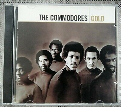 The Commodores - Lionel Richie - Gold - Double Disc - CD  • 4.95£