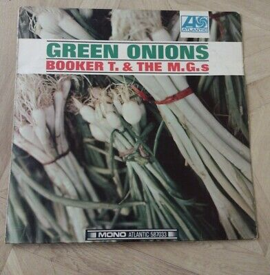 Booker T. & The M.G.'s Green Onions Vinyl LP Album Record Japanese 587033 • 40£