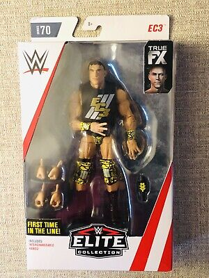 $ CDN38.85 • Buy WWE EC3 Elite Collection Series 70 Mattel 2019 Figure - First Time In The Line