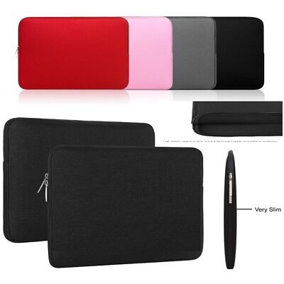 Bag Sleeve Case Cover Pouch-Fujitsu/APPLE/ LENOVO 11  To 14 Inch Laptop Notebook • 7.95£