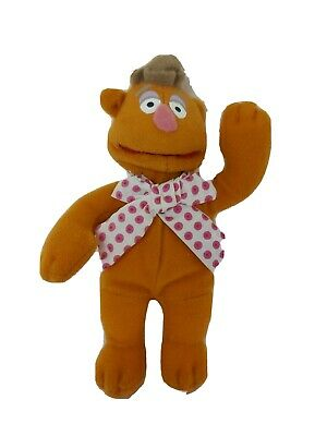 £2.80 • Buy McDonalds Fozzie Bear The Muppets Soft Toy 2002. McDonald's Collectibles Plush .