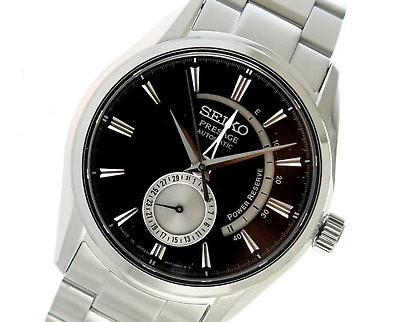 $ CDN432.37 • Buy SEIKO Presage SSA351J1 Cocktail Japan Made Automatic Power Reserve Warranty !