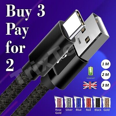 $ CDN3.79 • Buy For Samsung Galaxy S8 S9 S10/E S20 Plus Ultra USB Type C Charger Charging Cable