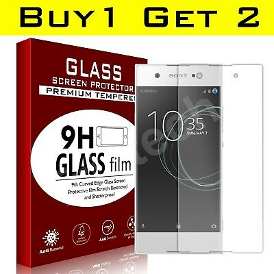 $ CDN5.26 • Buy Tempered Glass Screen Film Protector For SONY EXPERIA XPERIA L1 Z2 Z3 XA1 XA2 XZ
