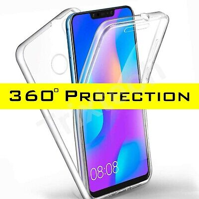360 Shockproof Protective Silicone TPU Gel Cover Case For Huawei P40 PRO P30Lite • 2.79£