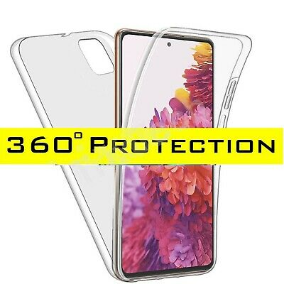 $ CDN4.82 • Buy Case For Samsung Galaxy S20 S10Plus 360 Shockproof Protective Silicone TPU Cover