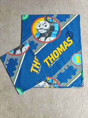 Thomas The Tank Engine Cotbed Bedding • 4£