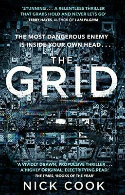 £3.22 • Buy The Grid: 'A Stunning Thriller' Terry Hayes, Author Of I AM PIL .9780552174350