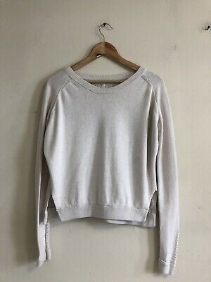 $ CDN34 • Buy Euc Lululemon Sweater Breeze Longsleeve Size 6 - 8