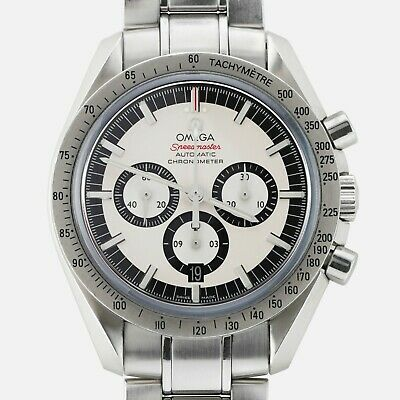 Omega Speedmaster Schumacher Legend 2007 With Box & Papers • 3,590£