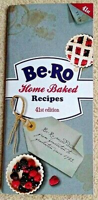 Be Ro Recipe Book 41st Edition Christmas Stocking Filler Gift Home Baking • 4.70£