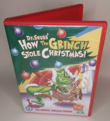 £1.20 • Buy How The Grinch Stole Christmas (DVD, 2001)