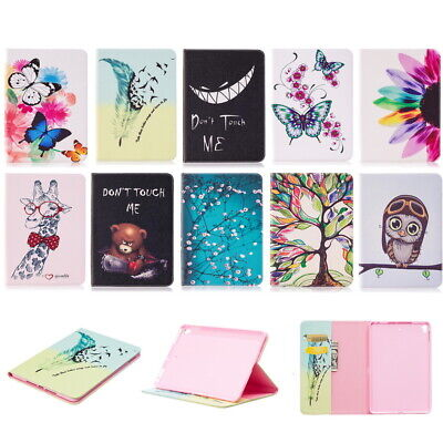 Butterfly Patterned Tablet Case Wallet Flip Cover For Ipad 9.7 2017 Pro 11 2018 • 10.66£