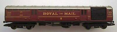 Hornby Lms 30250 Royal Mail Tpo Coach / Oo Gauge • 20£