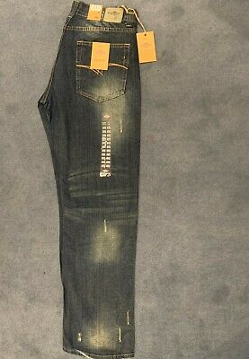 Mens Lee Cooper Jeans 30 Waist, 34 Waist Bootcut, Blue Denim • 5£