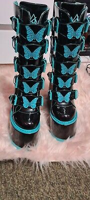 Yru Shoes Dune Butterfly Boots  • 220£