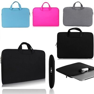 Bag W Handles Case Cover Pouch LENOVO 11.6  12.5  13.3  14 Inch Laptop Notebook • 8.95£