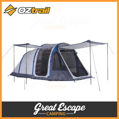AU289 • Buy OZtrail Air Pillar 4V Dome Tent - 4 Person Inflatable Air Tent