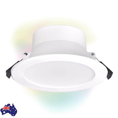 AU39.95 • Buy Wifi Smart LED RGB Downlight White Amazon Alexa, Google Home 1000 Lumens