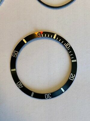 $ CDN1.58 • Buy Vintage Rolex Submariner Bezel/Insert For REF. 6536, 6538 & 5508 Red-triangle