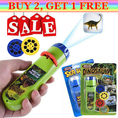 £6.59 • Buy Toys For Kids Torch Projector Girls Boys Educational Xmas Gift 1 2 To 6 Year Old