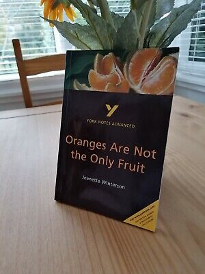Oranges Are Not The Only Fruit: York Notes Advanced By Janette Winterson • 1£