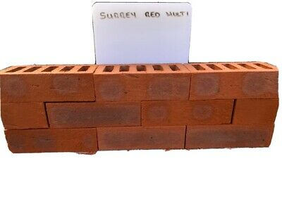 Ibstock Surrey Red Multi £580 Per Thousand Nationwide Delivery • 580£
