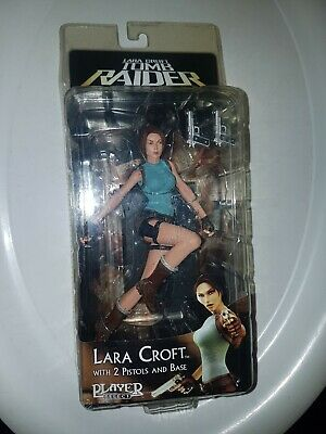 Neca Tomb Raider Anniversary-Lara Croft Player Select Anniversary 2007 Figurine • 25£