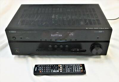£218.62 • Buy YAMAHA RX-V475 AV Amplifier Bundle USED GC From Japan W/Remote Controller