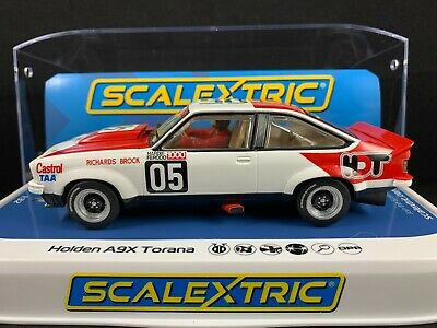 AU79.95 • Buy C4157 Scalextric Holden A9x Torana Peter Brock #05 Bathurst 1979  1:32 Slot Car