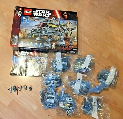 Lego Star Wars AT ET Captain Rex 75157 With Box, Mini Figures & Instructions • 60£