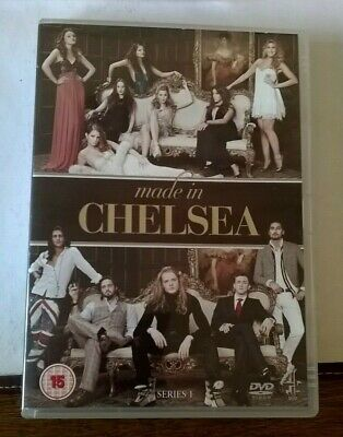 Made In Chelsea Series 1 2 Disc Set Region 2 Channel 4  • 3.50£
