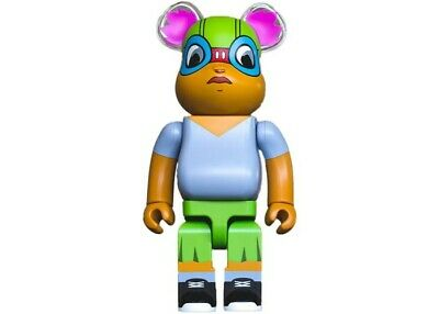 $200 • Buy Lil Mama 400% Bearbrick BAIT Hebru Brantly Be@rbrick Medicom Limited In Hand US