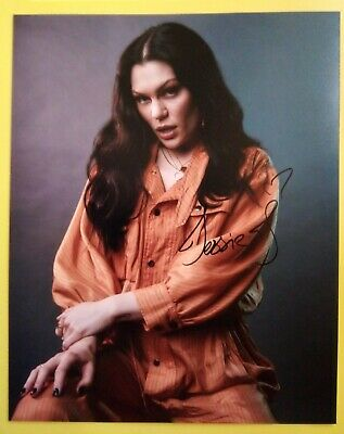 £24.99 • Buy JESSIE J Hand Signed 10 X 8 Photo Autograph Price Tag Singer Songwriter FREEPOST